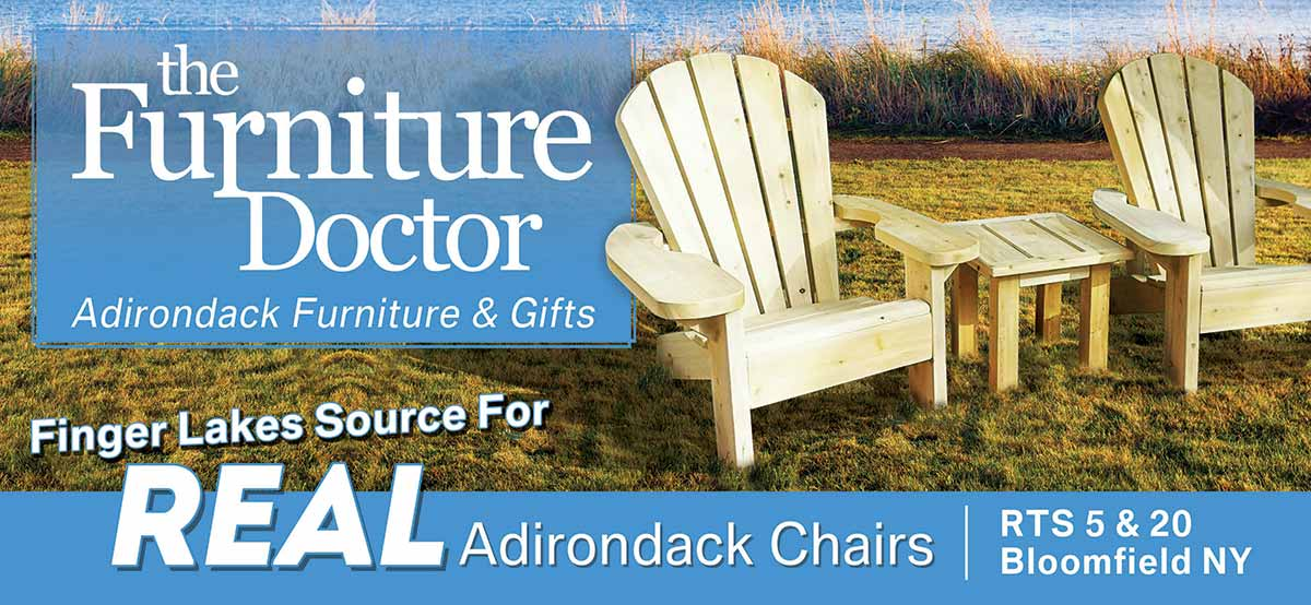 Rustic Furniture | Finger Lakes | Hickory Chair | Primitive ...