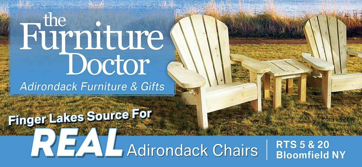 Finger Lakes Rustic Furniture, Primitive Decor.